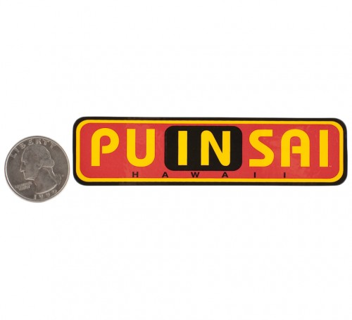Puinsai Original Sticker - Small